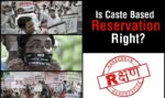 Caste based reservation is good or bad?