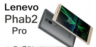Lenovo Phab2 Pro UK Release date, features and price