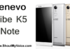 Lenovo Vibe k5 note features and price