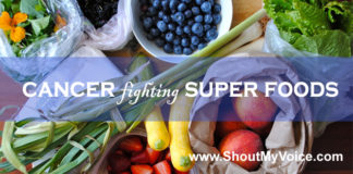 Cancer Fighting Super foods