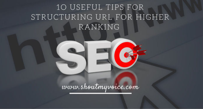 URL Structuring for Higher Ranking